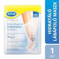 Scholl Hidratáló lábápoló maszk