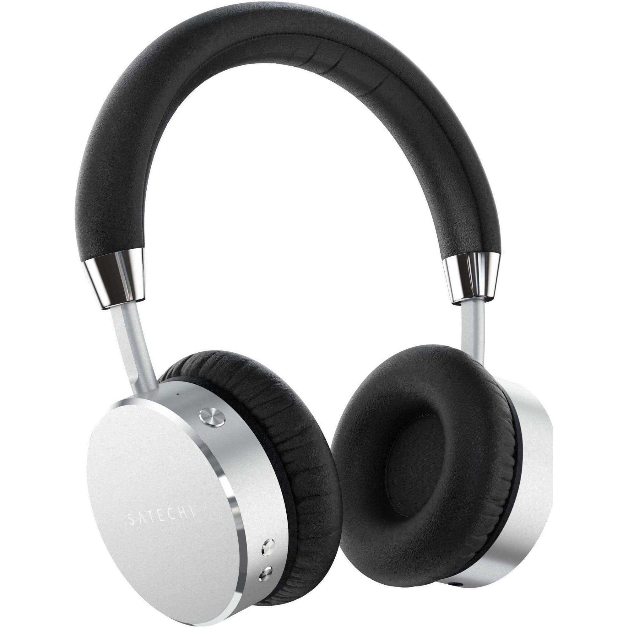 Fotografie Casti audio wireless, Satechi, aluminiu, Silver