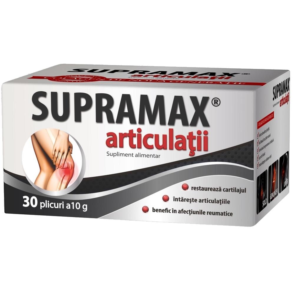 Supramax Articulatii Direct Zdrovit, 30 fiole - media-graphics.ro