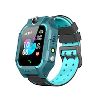 Детски Смарт часовник Smart Wear 6Z, Сим карта и камера, LBS Tracking, Водоустойчив, Зелен / Green