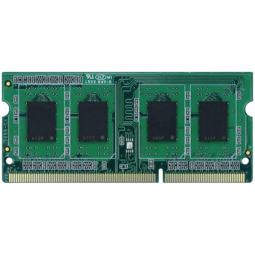 Fotografie Memorie notebook Exceleram 4GB, DDR3, 1600MHz, CL11, 1.5v