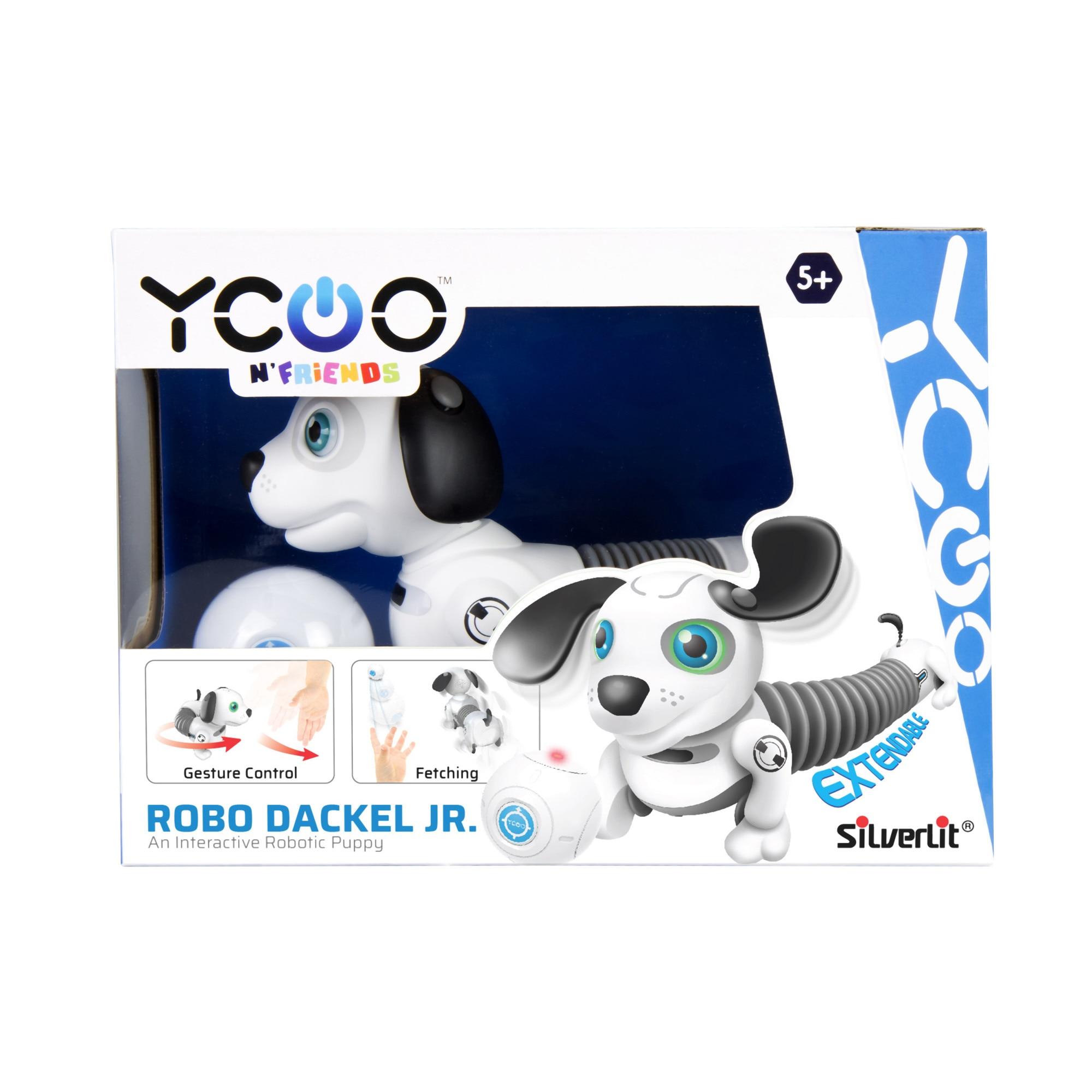 Fotografie Robot interactiv Silverlit YCOO - Dackel Jr.