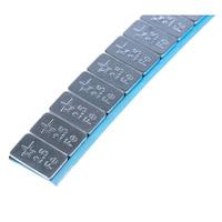 Fivestars, ragasztható keréksúly készlet, 2.5 g, 400 darab