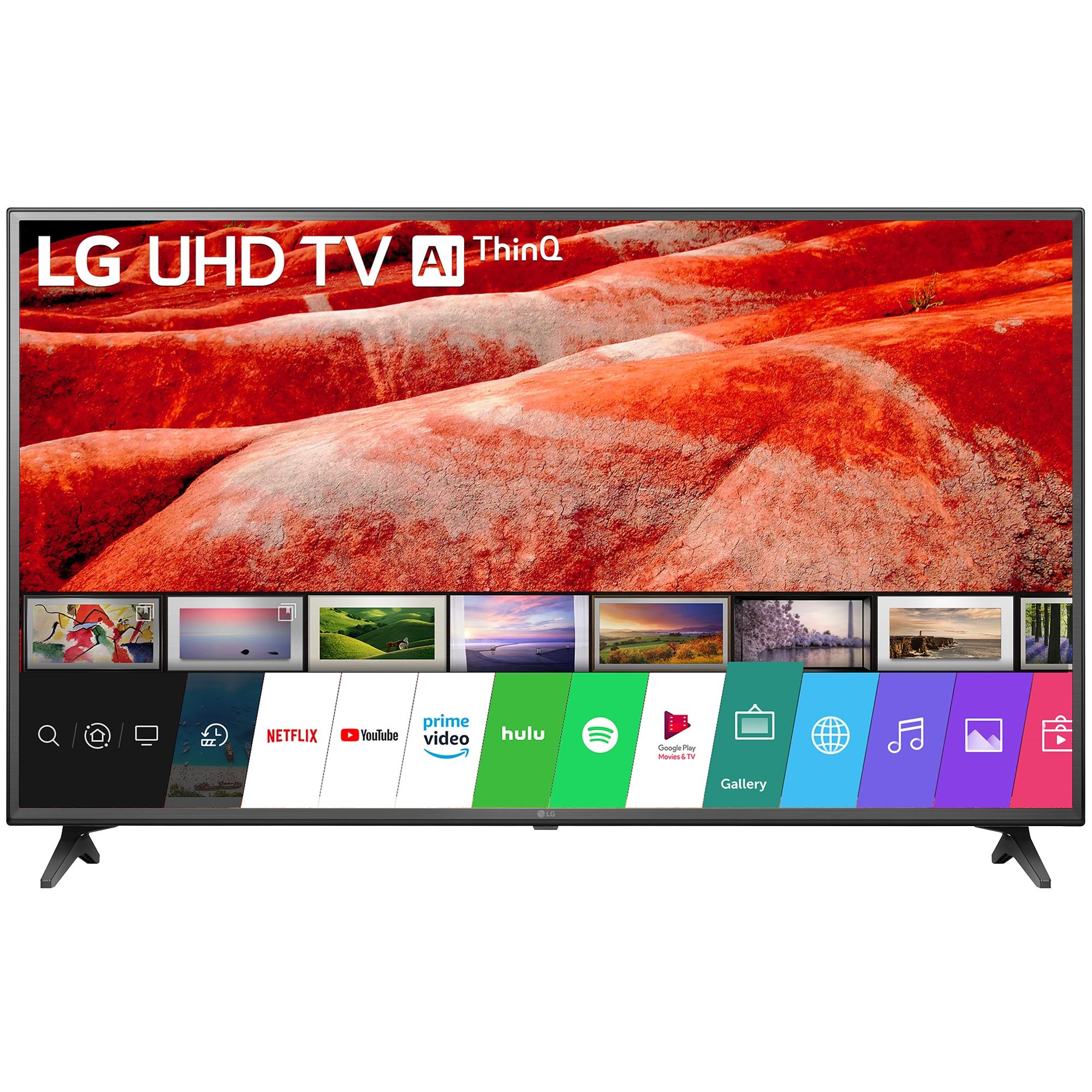 Fotografie Televizor LG 55UM7050, 139 cm, Smart, 4K Ultra HD, LED