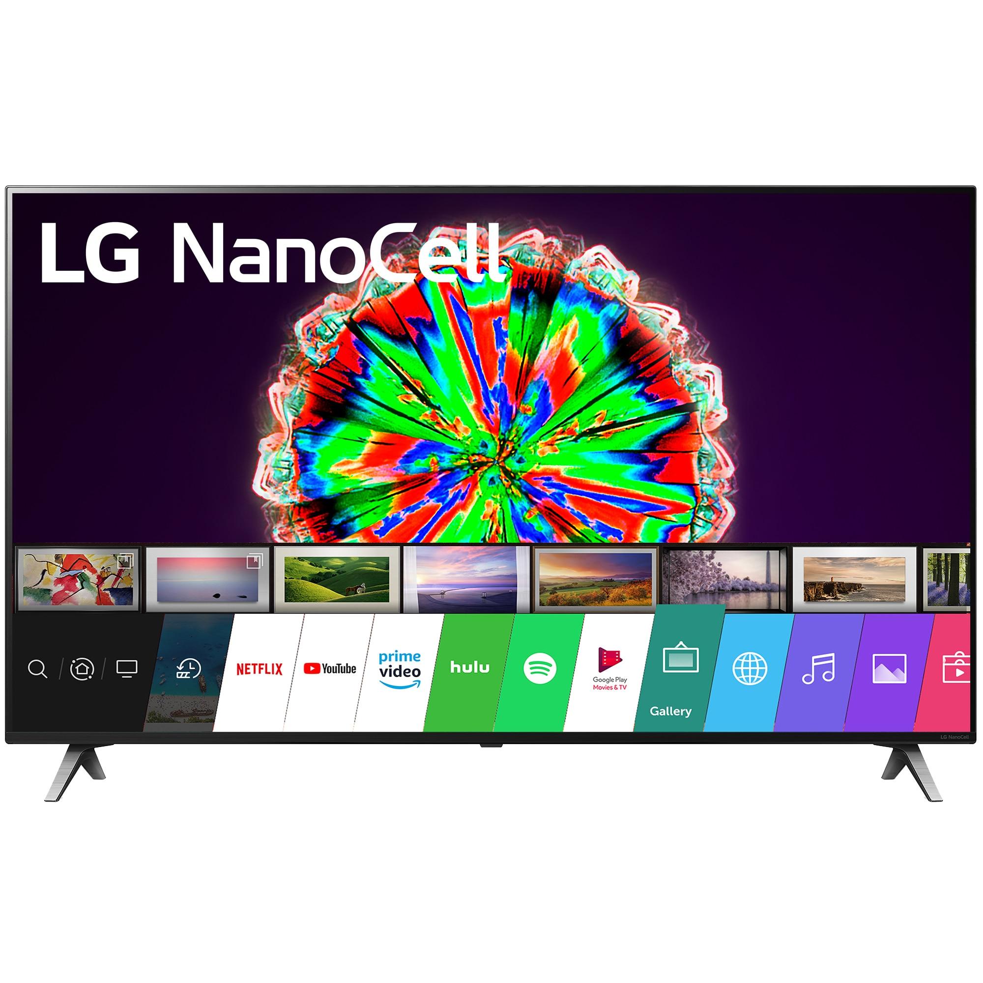 Fotografie Televizor LG 49SM8050, 123 cm, Smart, 4K Ultra HD, LED
