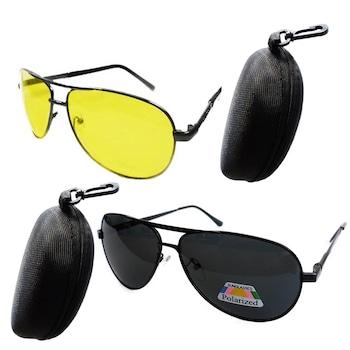 Pachet Optim ochelari de soare polarizati