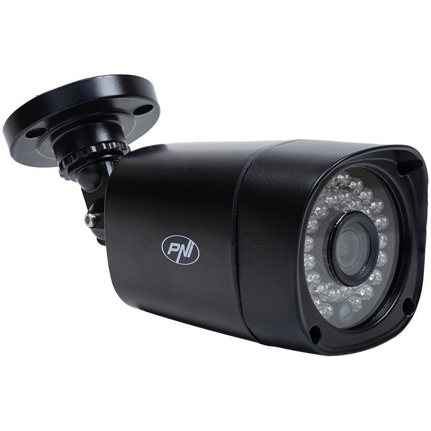 Fotografie Camera de supraveghere PNI IP5MP cu IP, 5MP, H.265, ONVIF, de exterior IP66