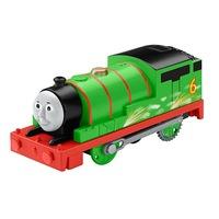 Fisher-Price Percy DVG05 Track Master elemes szikrázó mozdony, önjáró vonat