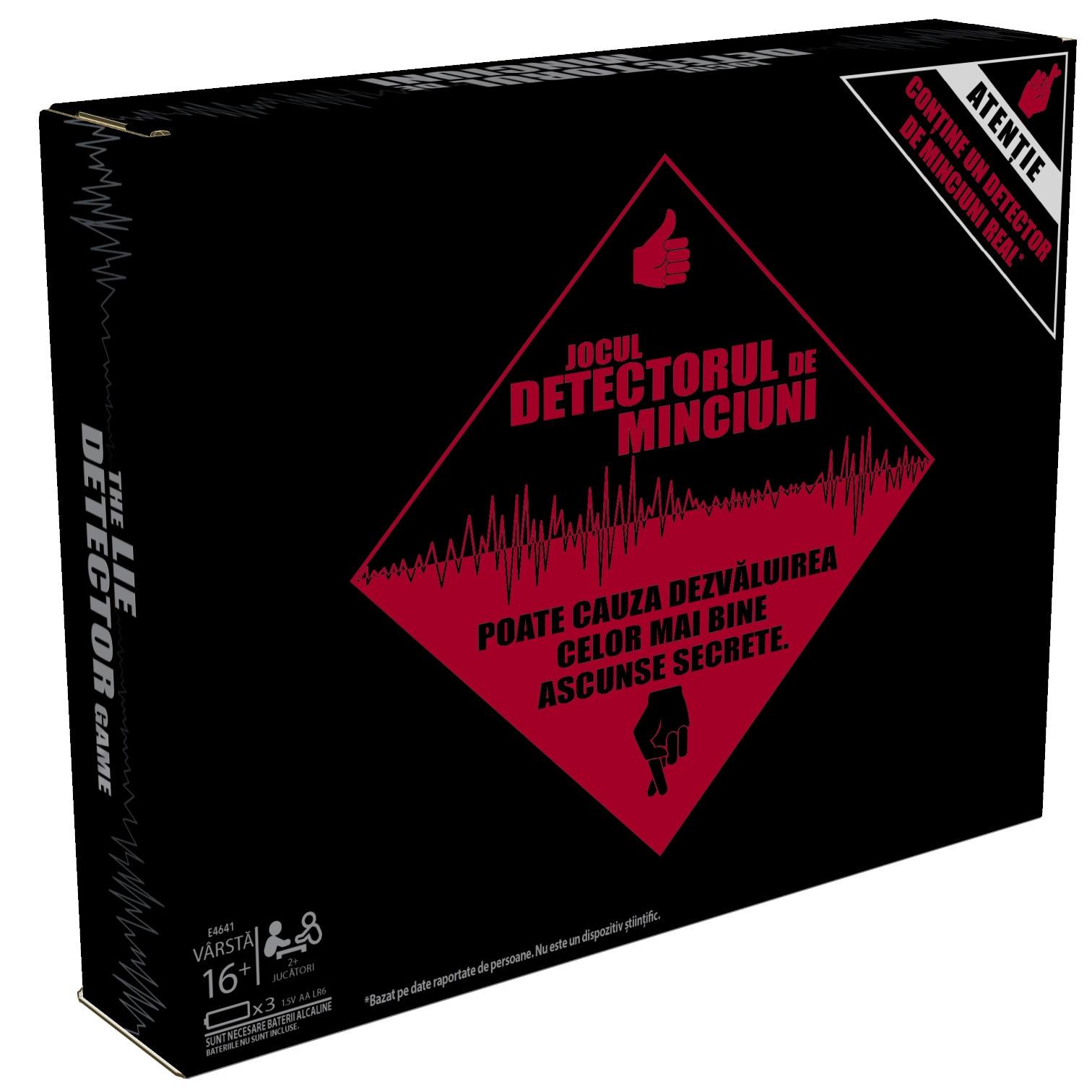 Fotografie Joc Hasbro Gaming - Lie Detector