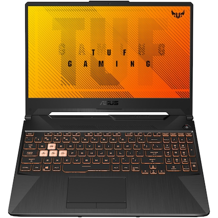 "Лаптоп Gaming ASUS TUF A15 FA506IU, 15.6"", AMD Ryzen™ 7 4800H, RAM 8GB, SSD 1TB, NVIDIA® GeForce® GTX 1660Ti 6GB, No OS, Bonfire Black"
