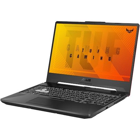 "Лаптоп Gaming ASUS TUF A15 FA506IV, 15.6"", AMD Ryzen™ 7 4800H, RAM 16GB, SSD 1TB, NVIDIA® GeForce®RTX™2060 6GB, Free DOS, Black"