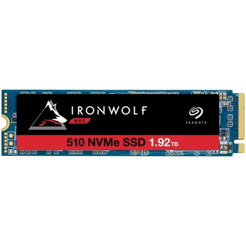 Fotografie SSD Seagate Ironwolf 510, 1.92GB, NVMe, M.2.