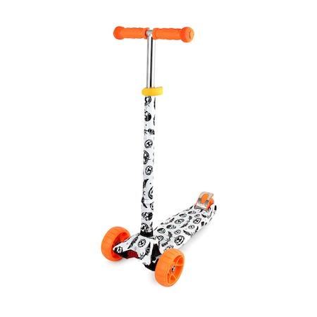 """Детски скутер""""КроксърЕво"""" тикви Chipolino, 0, 0+"""