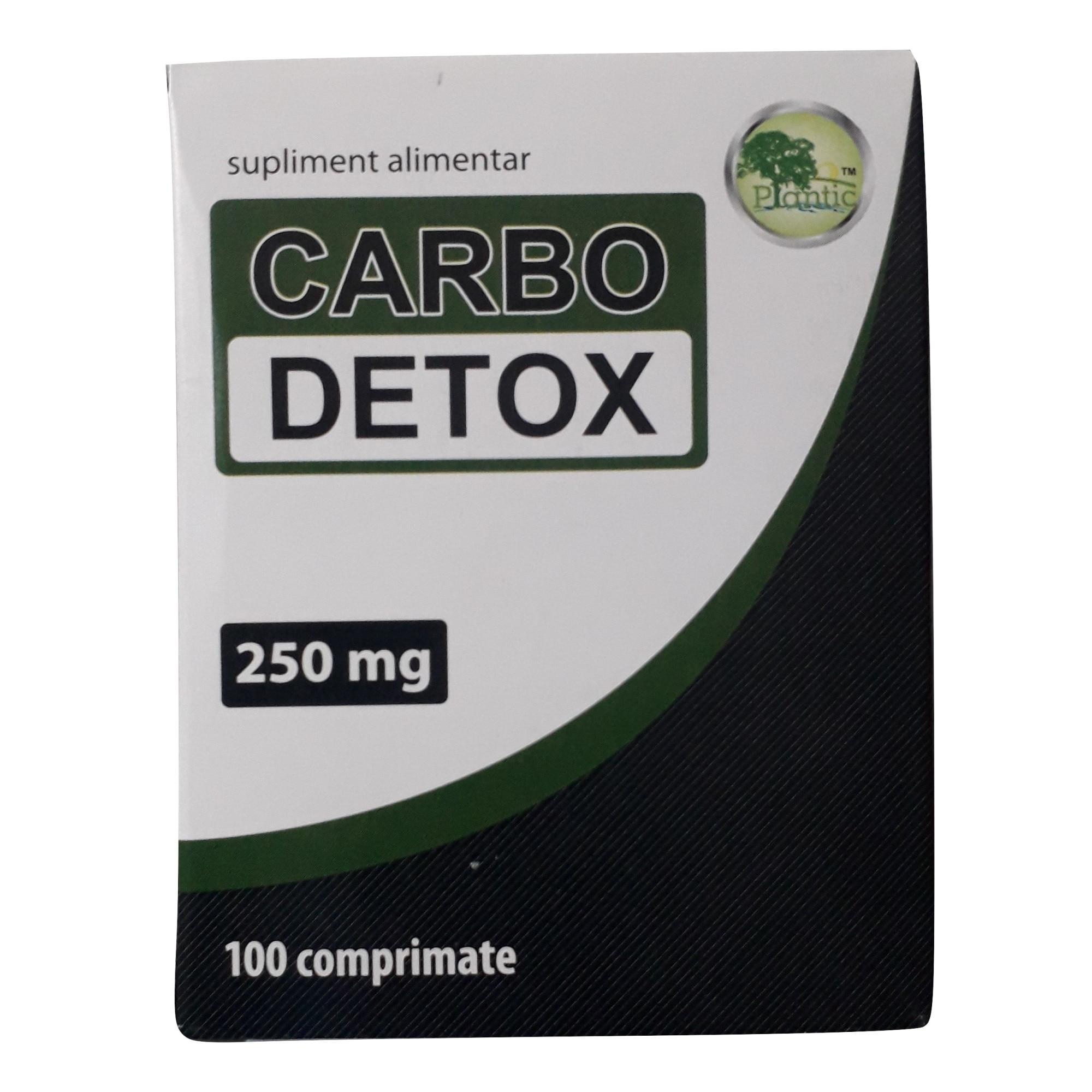 supliment de cărbune pentru detoxifiere