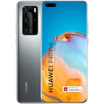 Telefon mobil Huawei P40 Pro, Dual SIM, 256GB, 8GB RAM, 5G, Silver Frost