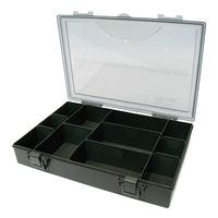Риболовна кутия K-Karp K-BOX UNIT - голяма, Пластмаса, Зелен