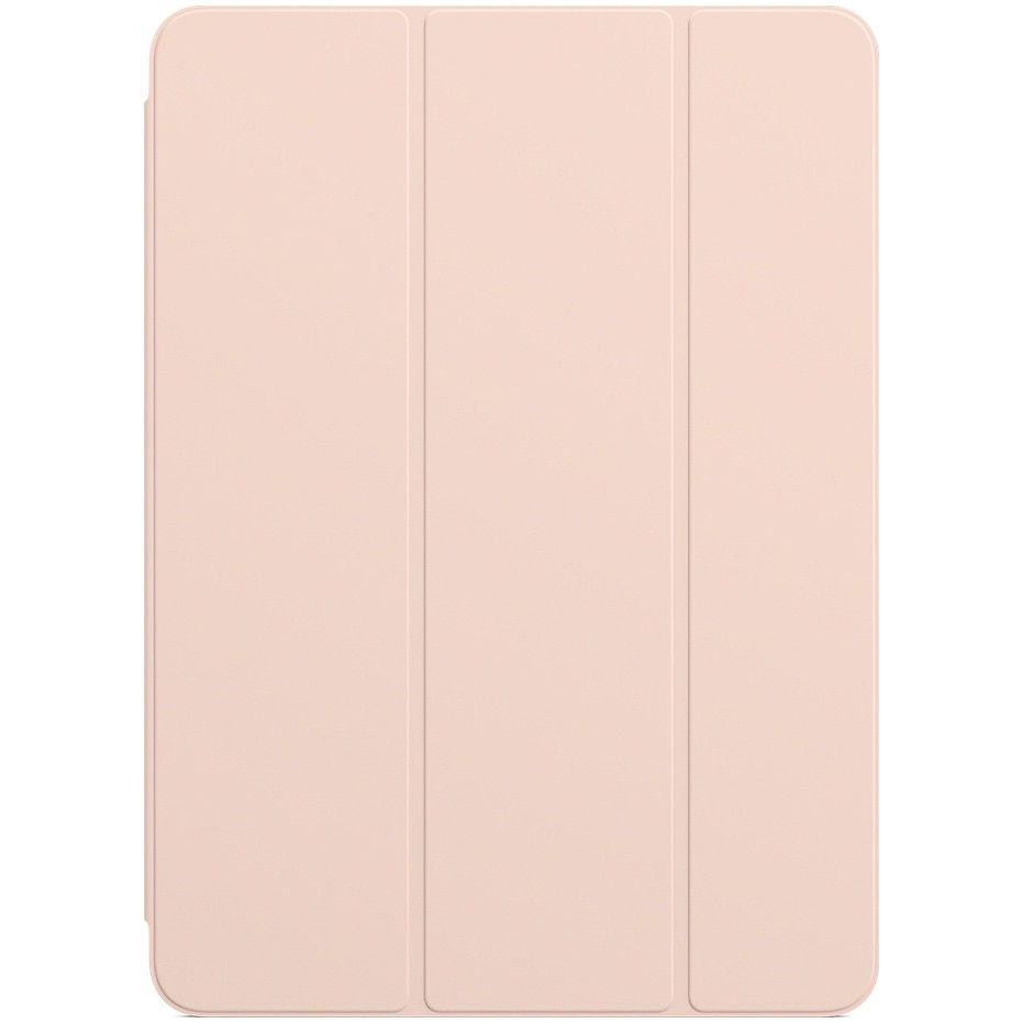 """Fotografie Husa de protectie Apple Smart Folio pentru iPad Pro 11"""" (2020), Pink Sand"""
