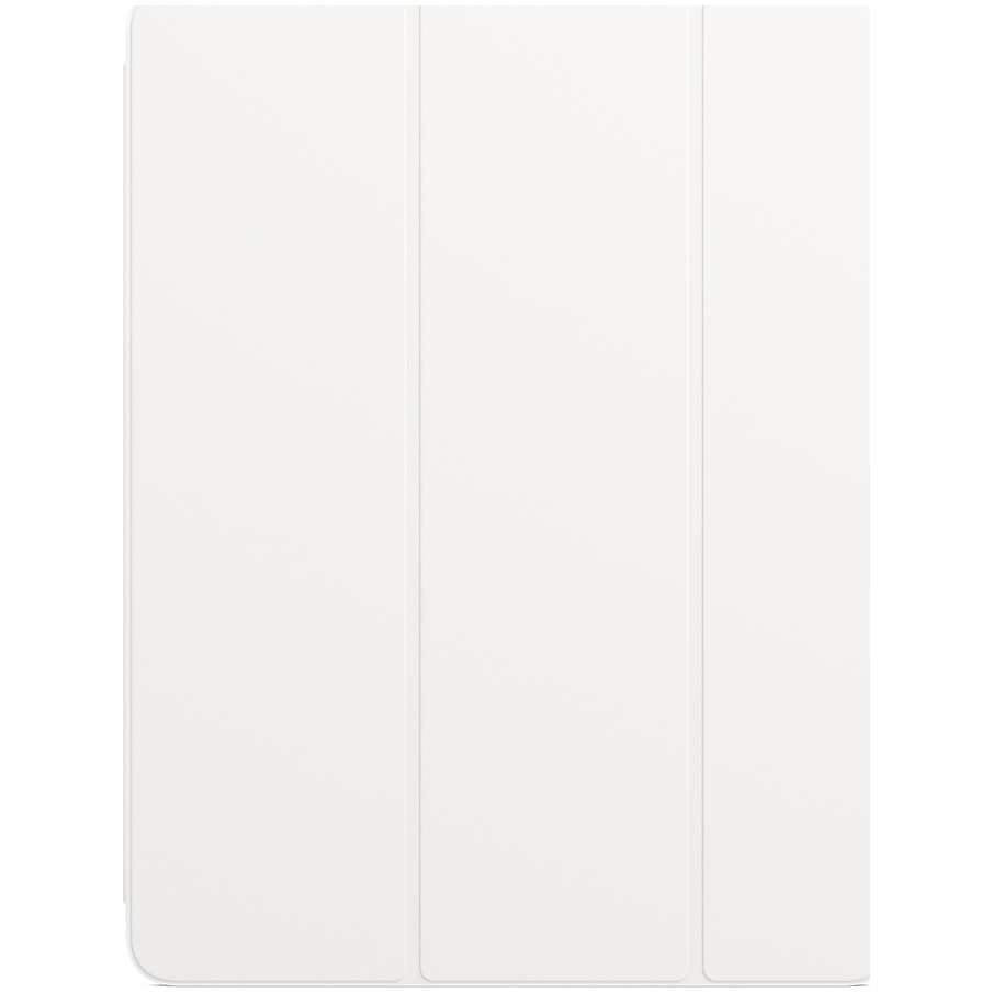 """Fotografie Husa de protectie Apple Smart Folio pentru iPad Pro 12.9"""" (2020), White"""