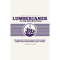 Lumberjanes To the Max Vol. 4 de Shannon Watters