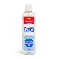 Pure kézfertőtlenítő gél, antibakteriális hatású, 100ml