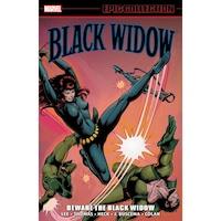 Black Widow Epic Collection: Beware The Black Widow de Stan Lee