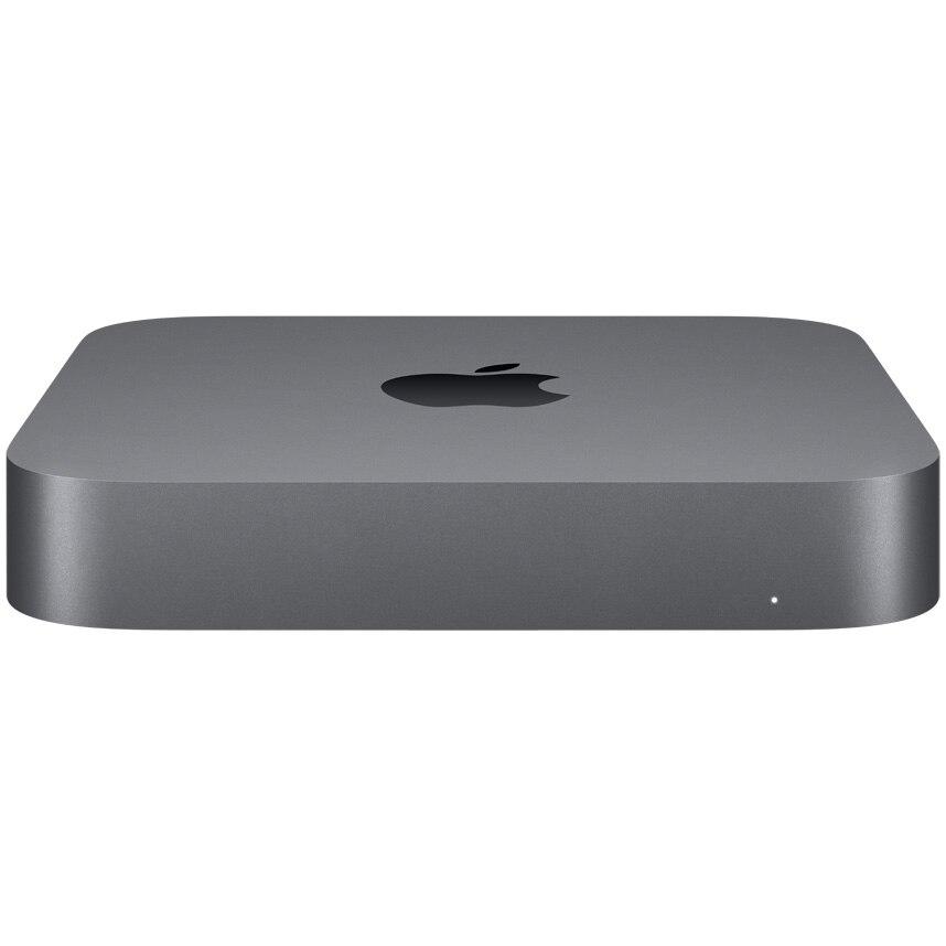 Fotografie Mac Mini PC Apple (2020) cu procesor Intel® Core™ i5 3.00 GHz, 8GB, 512GB, Intel UHD Graphics 630, INT, Space Grey