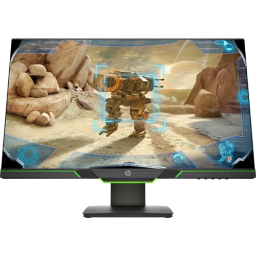 "Fotografie Monitor Gaming LED TN HP 27"", WQHD, DisplayPort, 1ms, 144Hz, FreeSync, Negru, Pivot, 27xq 3WL54AA"