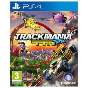 Joc Trackmania Turbo pentru PS4