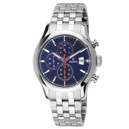Мъжки часовник Festina F20374/2, 41mm, 10ATM