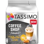 Cafea capsule Tassimo Coffee Shop Toffee Nut Latte, 16 capsule, 8 bauturi, 268g