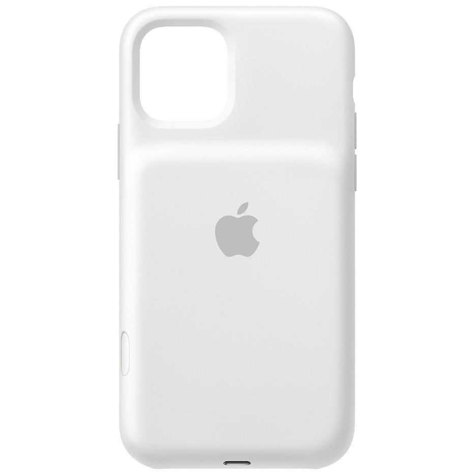 Fotografie Husa de protectie cu acumulator Apple Wireless Charging pentru iPhone 11 Pro, White