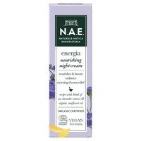 N.A.E. bio tápláló éjszakai arckrém ENERGIA, 50ml