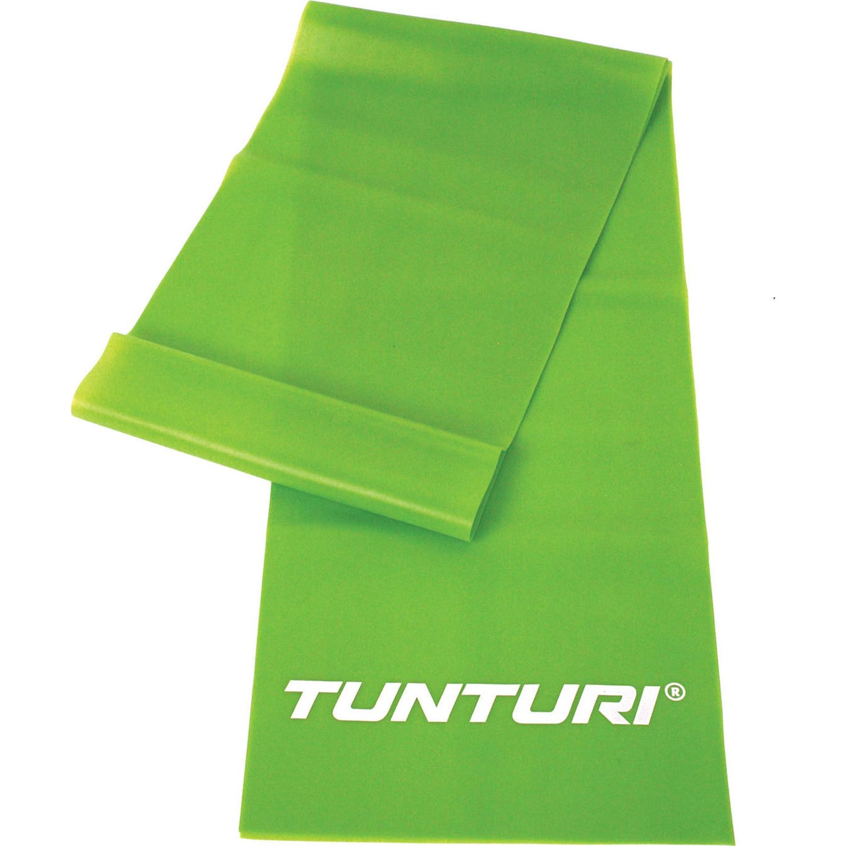 Fotografie Banda rezistena elastica, medium, verde