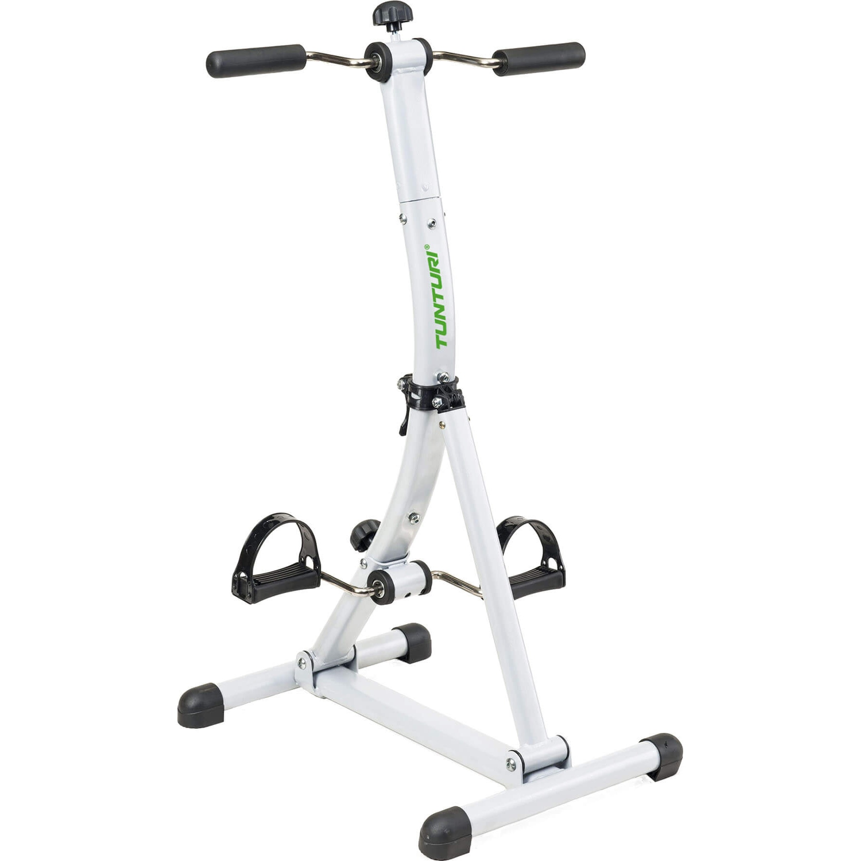 Fotografie Bicicleta seniori Tunturi Dual Trainer, alb