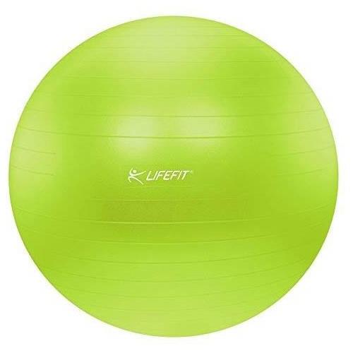 Fotografie Minge fitness Lifefit, 75cm, verde