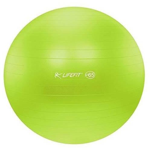 Fotografie Minge fitness Lifefit 65cm, verde