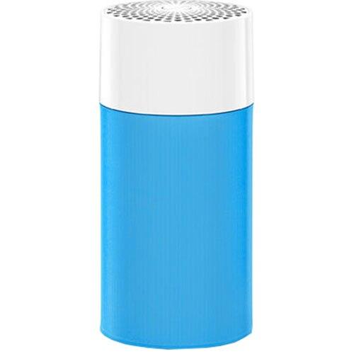 Fotografie Purificator aer BlueAir Pure 411, Filtru SmokeStop (filtru particule + carbon), recomandat pana la 15 m2