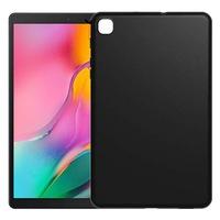 Huawei MediaPad T5 fekete szilikon tok