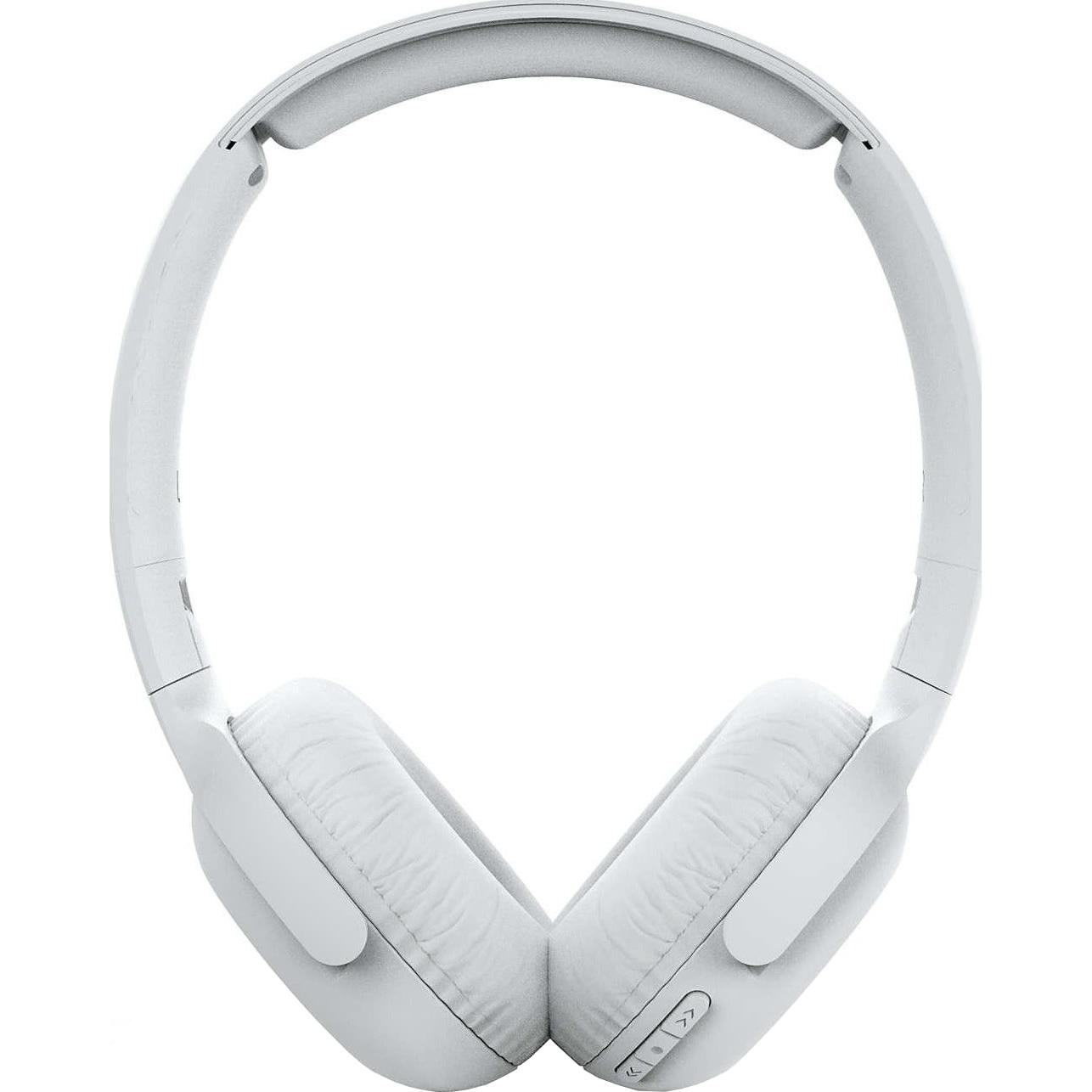 Fotografie Casti Audio On-Ear Pliabile Philips, TAUH202WT/00, Bluetooth, Autonomie 15h, Alb