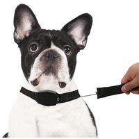 Нашийник за куче с вграден повод