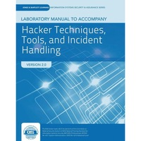 Hacker Techniques, Tools, & Incident Hdlg Lab Manual de Oriyano