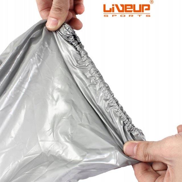 purtați sac de gunoi pentru a pierde în greutate