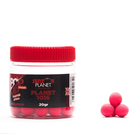 Pop-up 10mm aroma Planet1016 ambalaj 20gr by Accesfishing