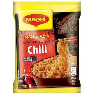 Instant noodles Maggi Magic Asia Chili, 62g