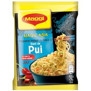 Instant noodles Maggi Magic Asia Pui Picant, 62g