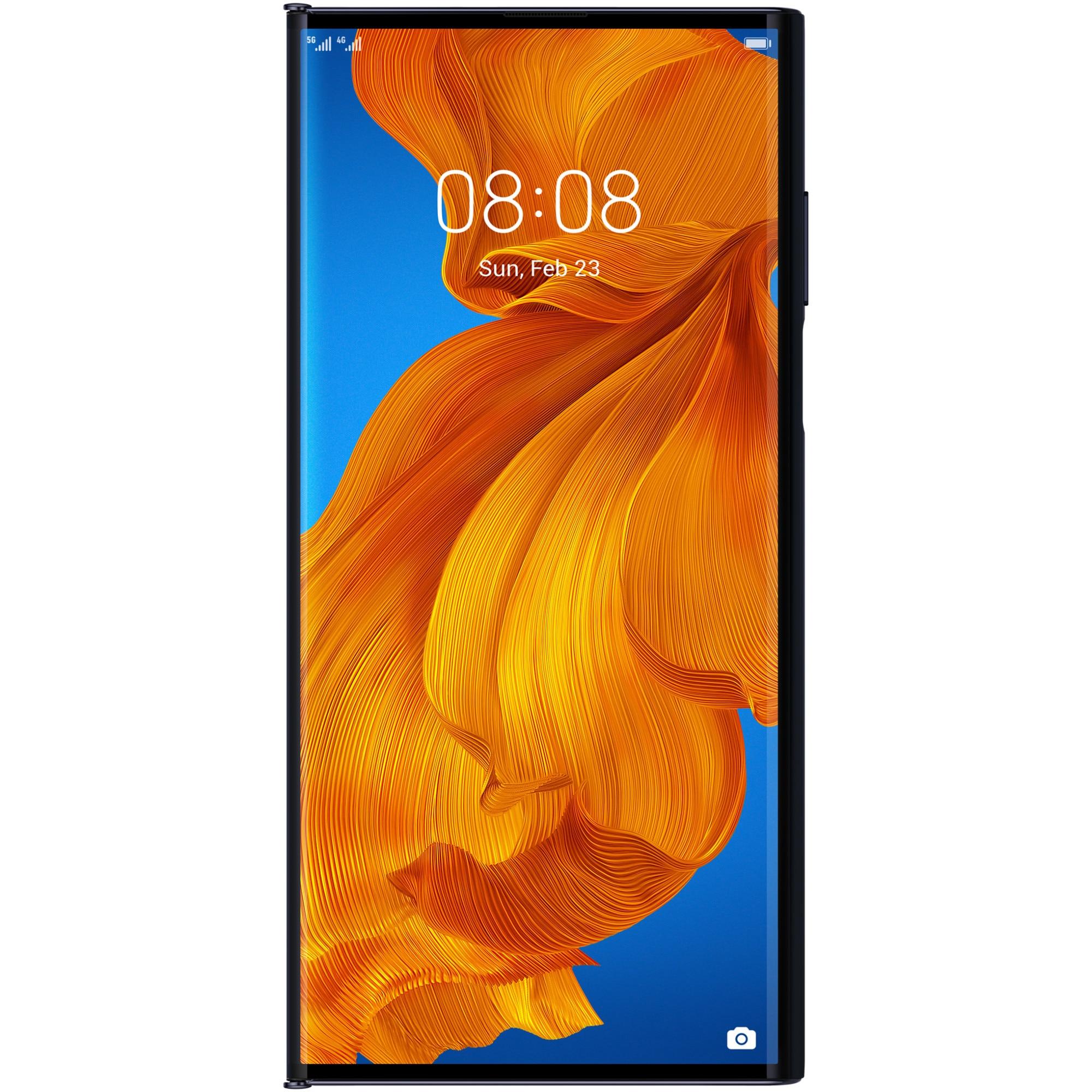 Fotografie Telefon mobil Huawei Mate XS, Dual SIM, 512GB, 8GB RAM, 5G, Interstellar Blue