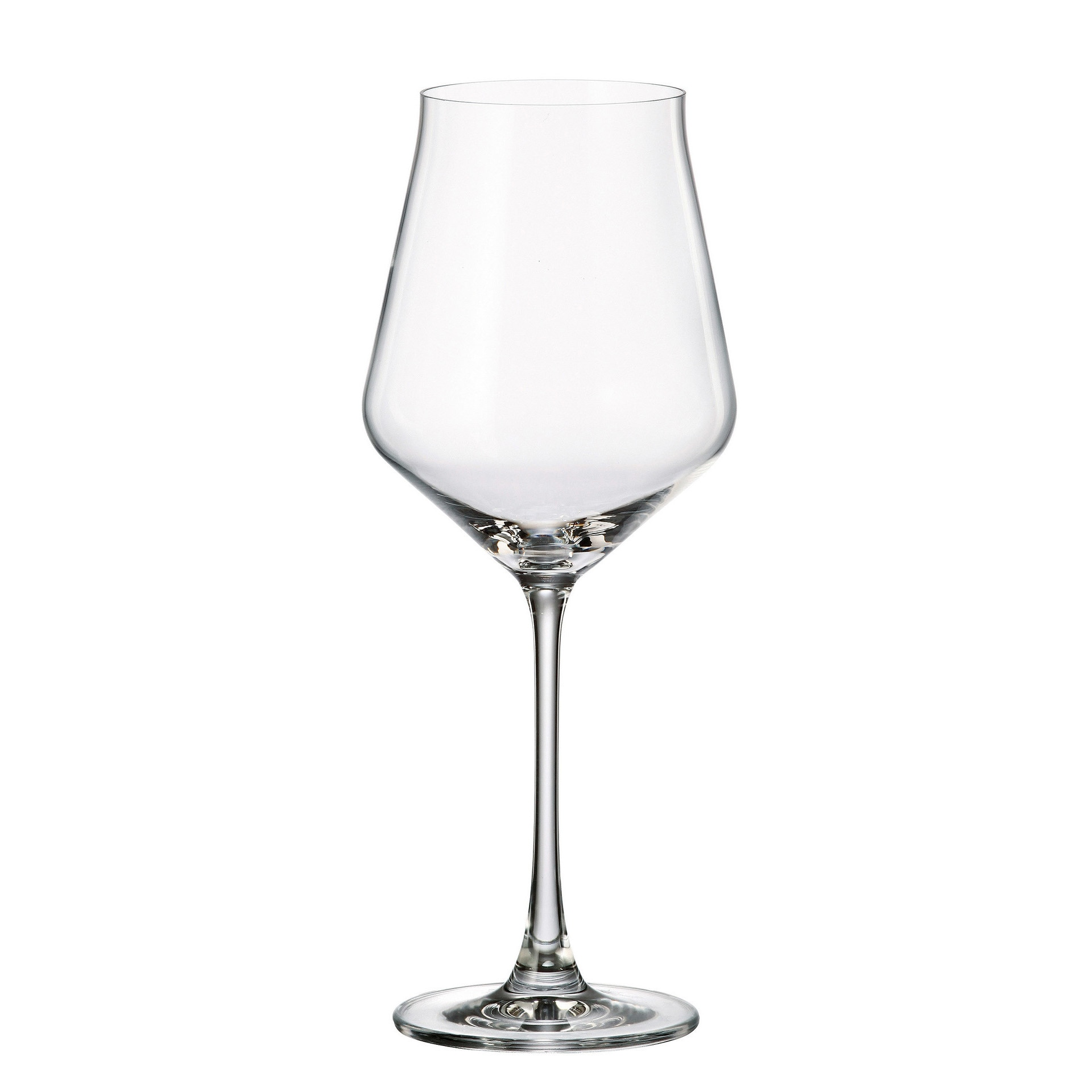 Fotografie Set 12 pahare vin Bohemia Alca, cristalin, 500 ml