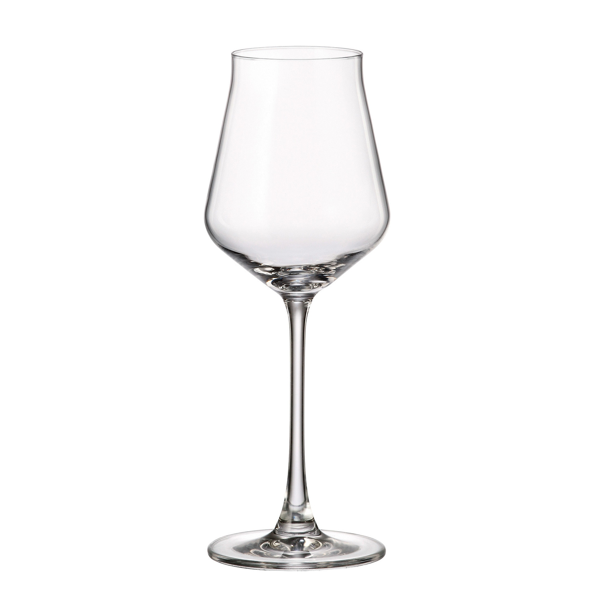 Fotografie Set 6 pahare vin Bohemia Alca, cristalin, 310 ml