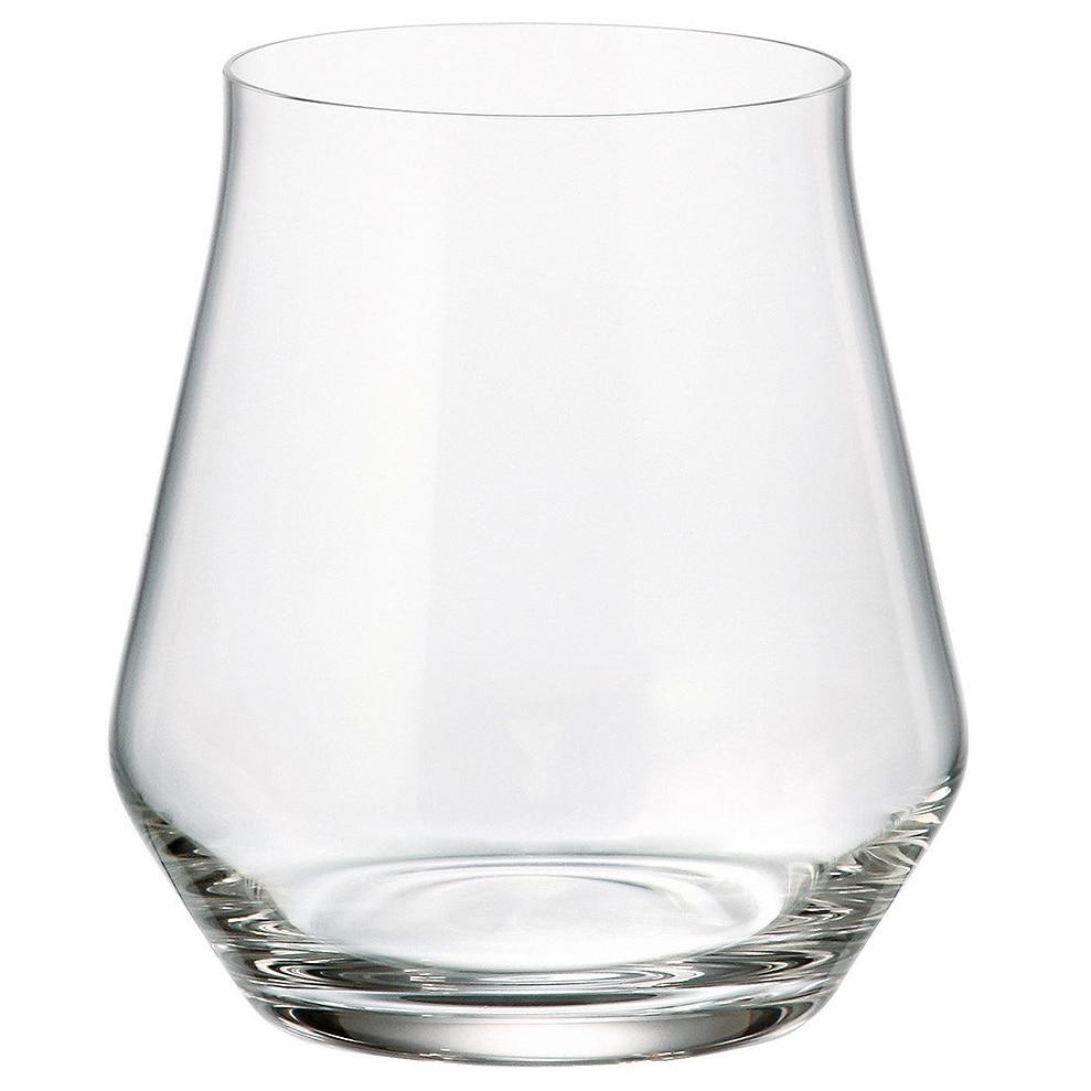 Fotografie Set 6 pahare whisky Bohemia Alca, cristalin, 350 ml