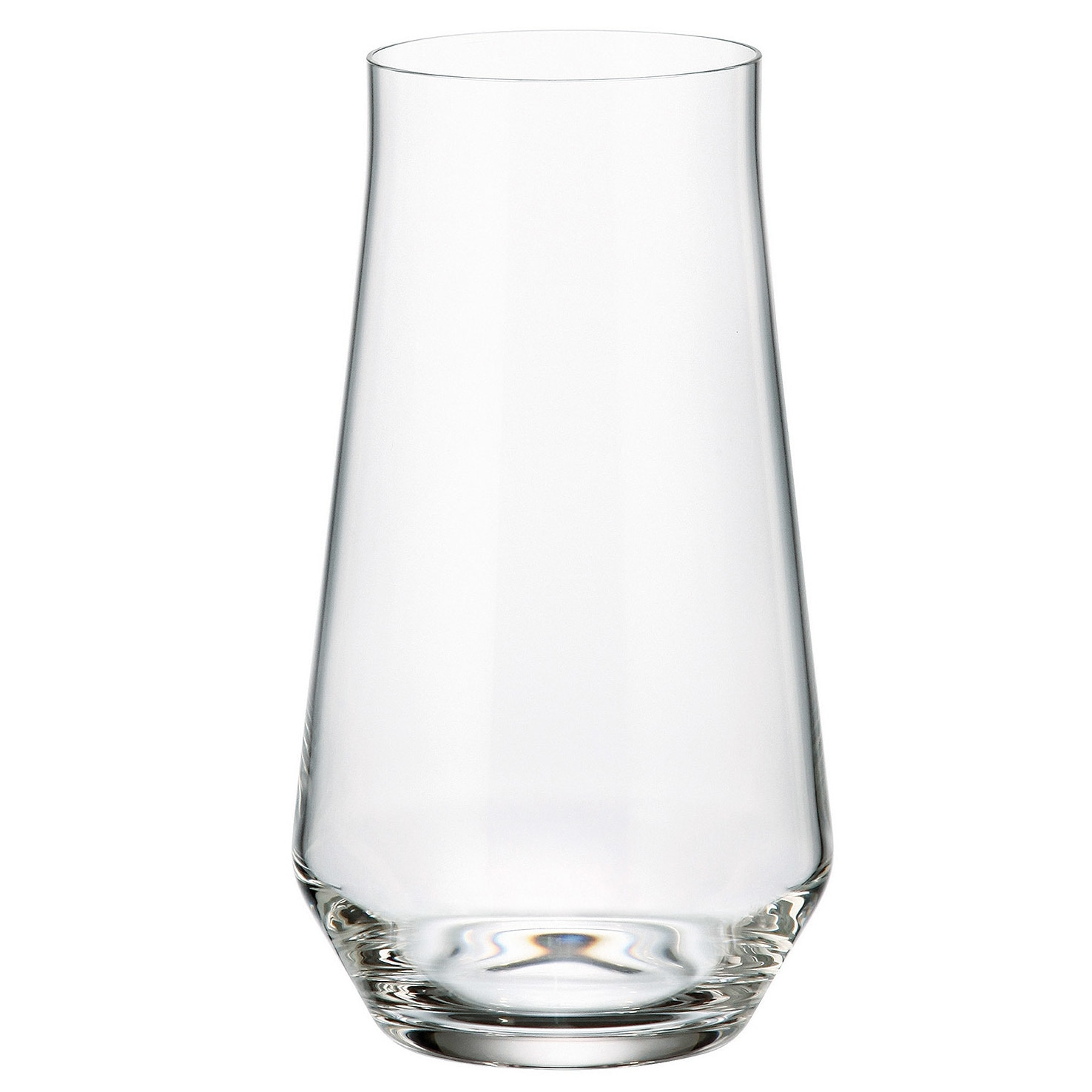 Fotografie Set 6 pahare apa Bohemia Alca, cristal, 480 ml